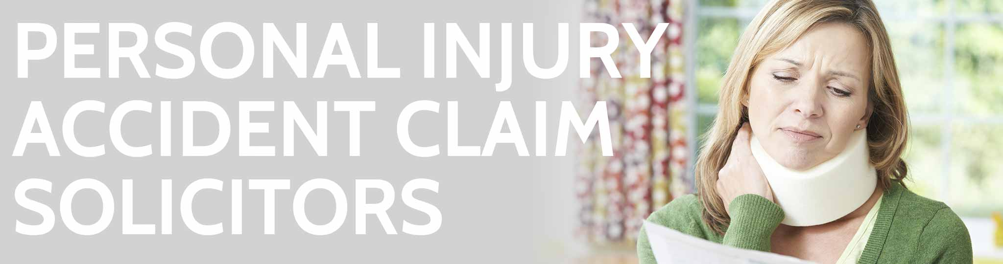 Injury solicitors