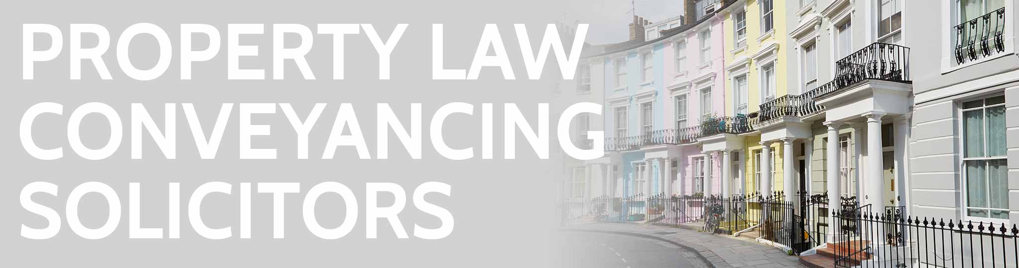 Conveyancing from Bishopsgate Law solicitors